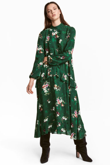 hmviscosefloraldress